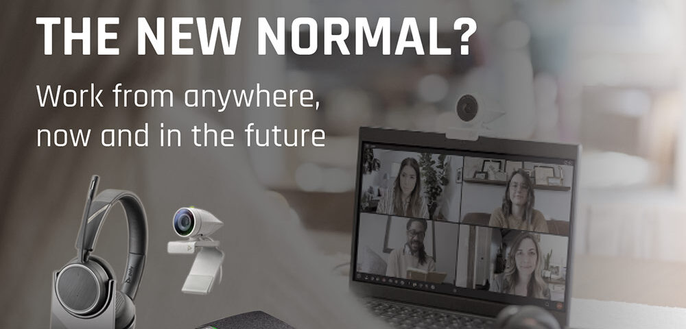 Poly - Are you set up for the new normal?